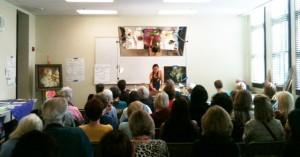 Demo for Santa Clara Valley Watercolor Society
