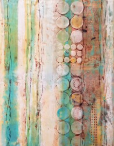 Turquoise Palette no. 4