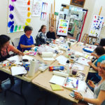 acrylic color class 1